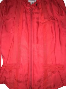A|X Armani Exchange Red Blazer