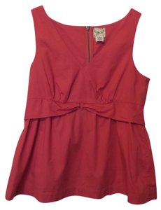 Viola Sleeveless Large Cotton Tunic