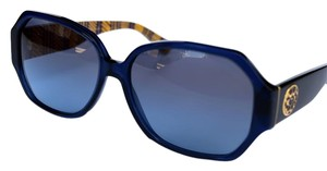Coach Coach Women's Sunglasses Navy Blue