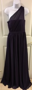 Alfred Angelo Eggplant/Purple Style # 7243 Tall Dress