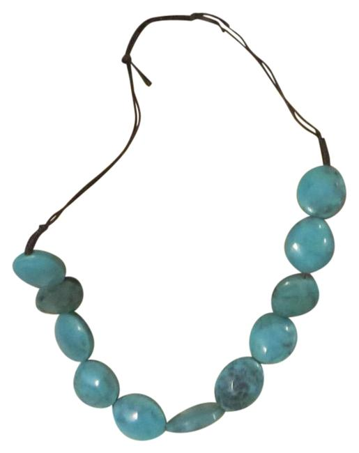 Item - Turquoise Necklace