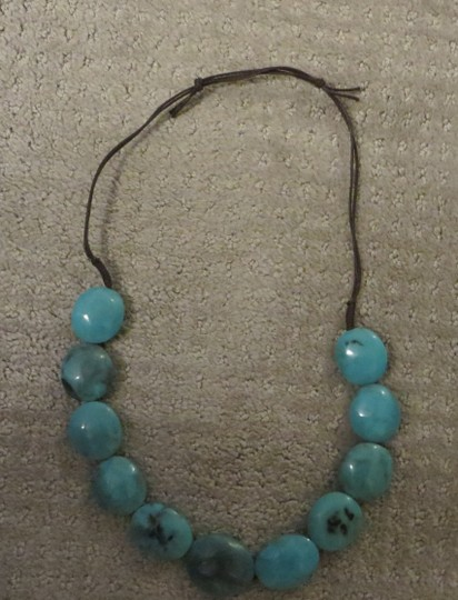 Boden Boden Turquoise Necklace