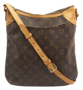 Louis Vuitton Odeon Mm Shoulder Bag
