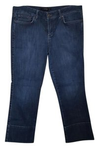 JOE'S Jeans Muse Jean Crop Capris Thompson Wash