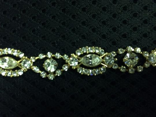 Gold Headpiece Hair Accessory