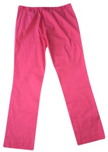 Tory Burch Straight Pants Pink