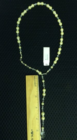 Mariell Silver Back Necklace and Earring Jewelry Set