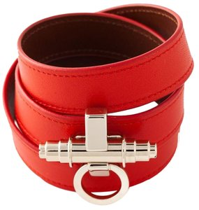 Givenchy Givenchy Red Obsedia Bracelet