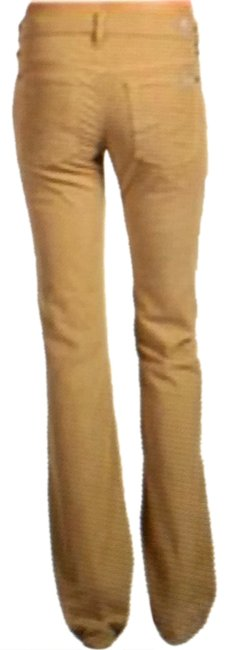 Preload https://img-static.tradesy.com/item/18537418/7-for-all-mankind-brown-flare-leg-jeans-size-25-2-xs-0-1-650-650.jpg