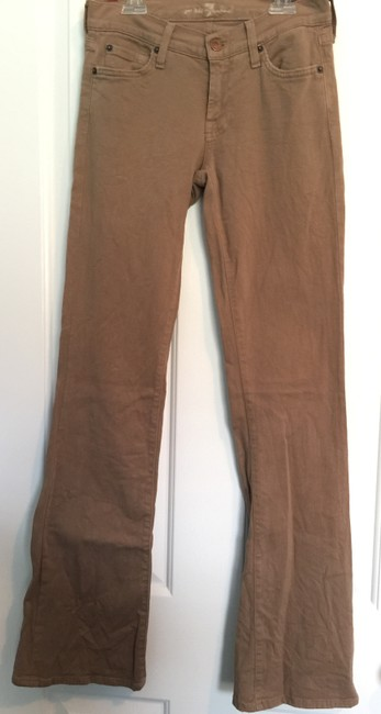 7 For All Mankind Fall Classic Autumn Flare Leg Jeans