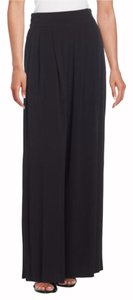 1.STATE Wide Leg Pants black