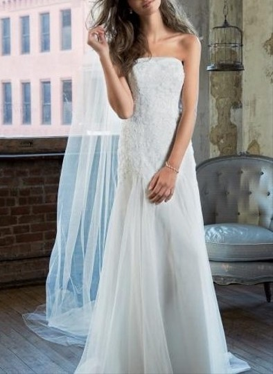 Galina Wedding Dress - Tradesy