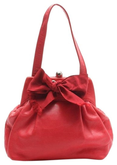 Preload https://img-static.tradesy.com/item/18537622/marc-jacobs-peony-eyelet-frame-handbag-red-leather-satchel-0-1-540-540.jpg