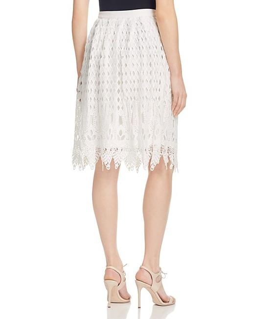 Jealous Tomato Lace Skirt WHITE Image 1