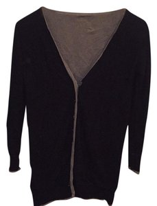 Diesel Boyfriend Relaxed Convertible Sweater Cozy Cardigan