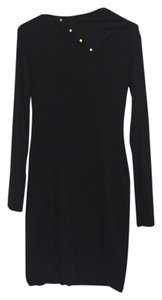 Diane von Furstenberg short dress black Dvf Jersey on Tradesy