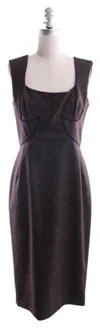 Zac Posen short dress Black Cocktail Fitted Pencil Sheath on Tradesy Image 3