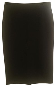 Ann Taylor Pencil Skirt Black