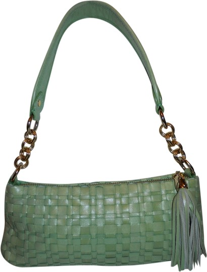 Elliott Lucca Leather Shoulder Bag