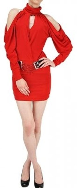 Preload https://item1.tradesy.com/images/red-mini-night-out-dress-size-20-plus-1x-185400-0-0.jpg?width=400&height=650