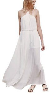 WHITE Maxi Dress by krisa Style Maxi