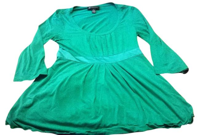 Preload https://img-static.tradesy.com/item/18540373/inc-international-concepts-teal-business-shirt-small-above-knee-workoffice-dress-size-6-s-0-1-650-650.jpg