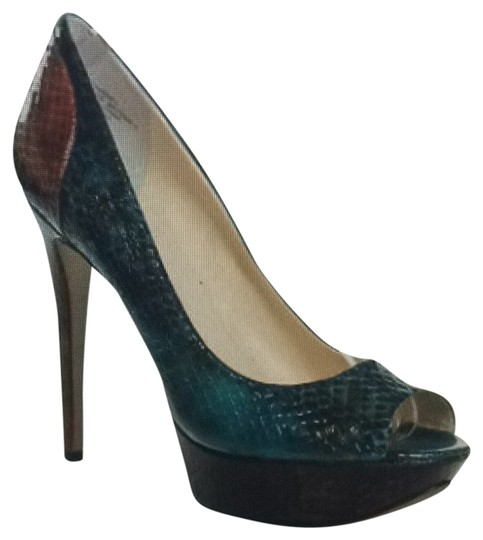 Boutique 9 Teal, Black, Red, Orange, Purple. Pumps