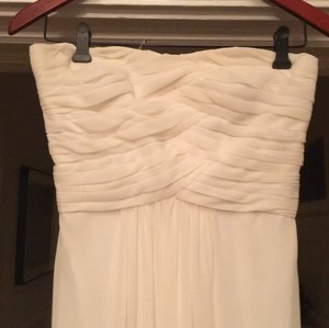Monique Lhuillier White Dress