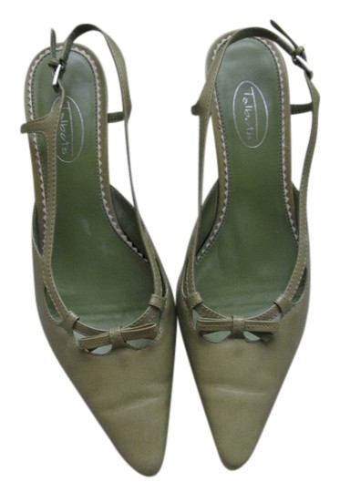 Talbots Lime Green Pumps