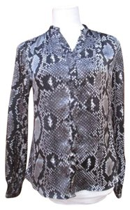 Michael by Michael Kors Top Snake Print
