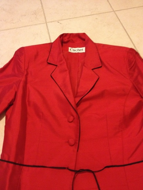 Other Light Out Top red Blazer