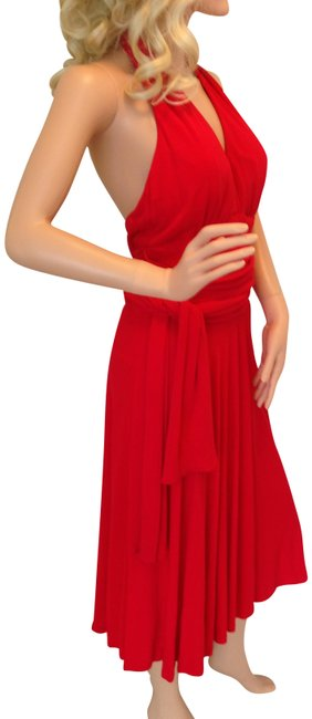Preload https://img-static.tradesy.com/item/18541123/carmen-marc-valvo-red-marilyn-halter-knee-length-night-out-dress-size-8-m-0-3-650-650.jpg
