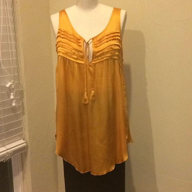 Calypso St. Barth Top Yellow