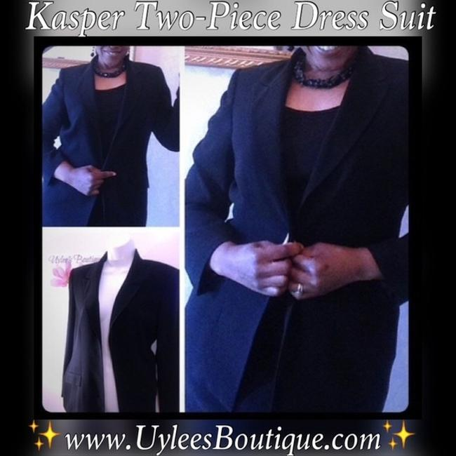 Kasper Kasper Two Piece Dress Suit