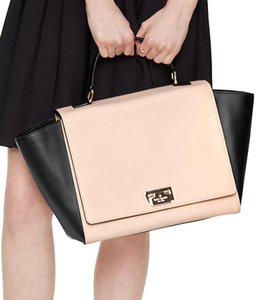 Kate Spade Satchel in Pink / black