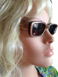 Gucci Vintage Gold Gucci Sunglasses