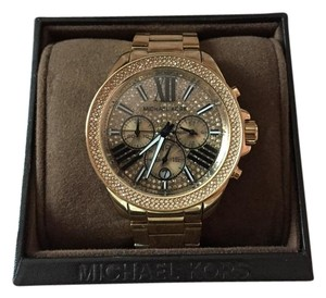 Michael Kors Michael Kors Wren Watch (Gold)