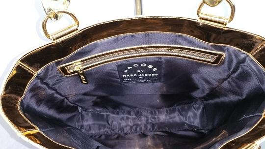 Marc Jacobs Gold Tote