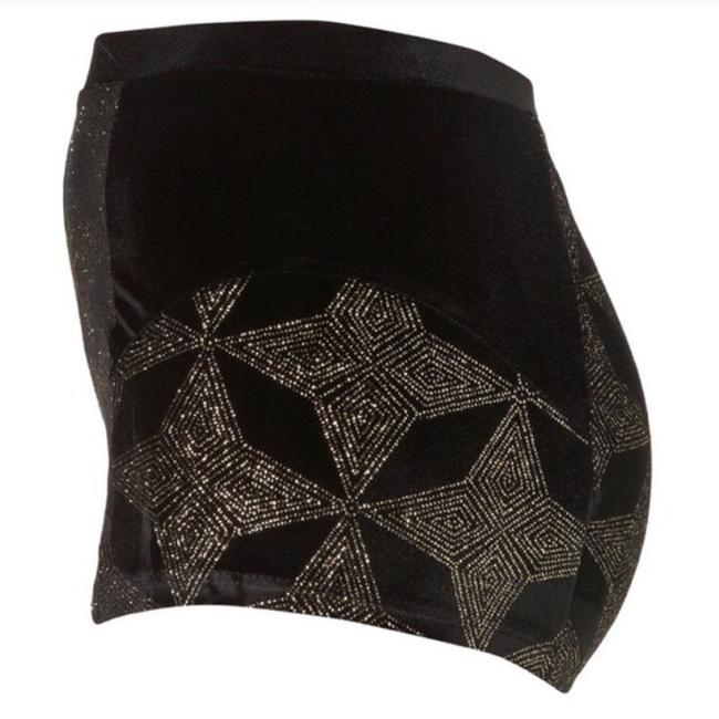 Topshop Mini/Short Shorts Black