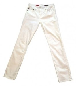 AG Adriano Goldschmied Straight Leg Jeans-Colored