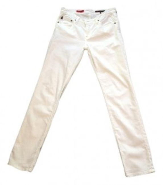 Preload https://item3.tradesy.com/images/ag-adriano-goldschmied-white-colored-sexy-straight-leg-jeans-size-28-4-s-18542-0-0.jpg?width=400&height=650