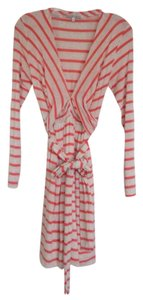Collective Concepts short dress Coral and ecru Heather on Tradesy