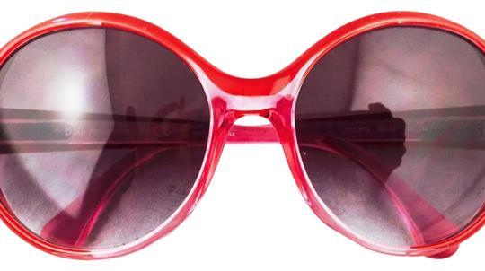 Preload https://img-static.tradesy.com/item/18542563/dolce-and-gabbana-red-d-and-g-oversized-gradiant-sunglasses-0-1-540-540.jpg