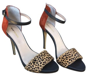 Sole Society Brown Pumps