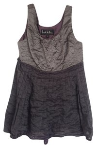 Nicole Miller Top Grey