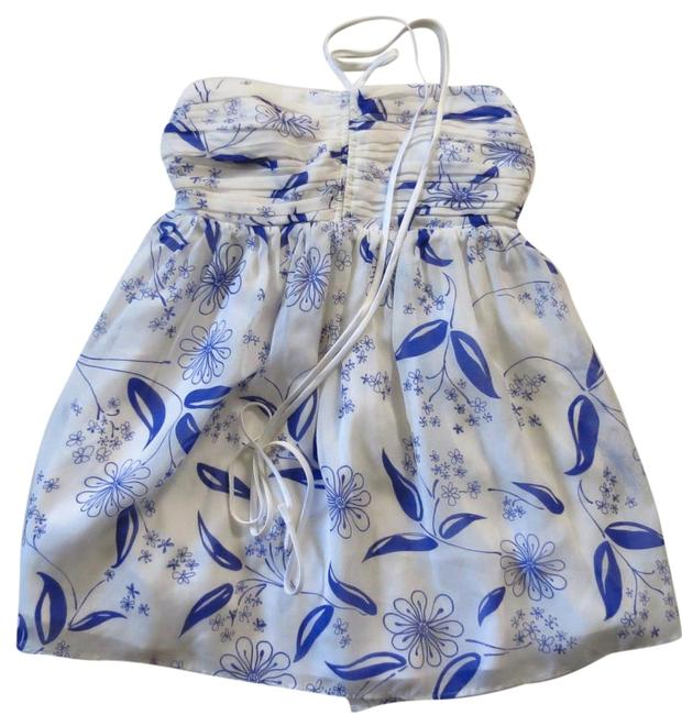 Item - White Floral Baby Halter Top Size 0 (XS)