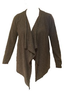 Eileen Fisher Knit Cardigan Loose Sweater