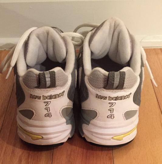 New Balance Sneakers White Tennis White Sneakers Athletic