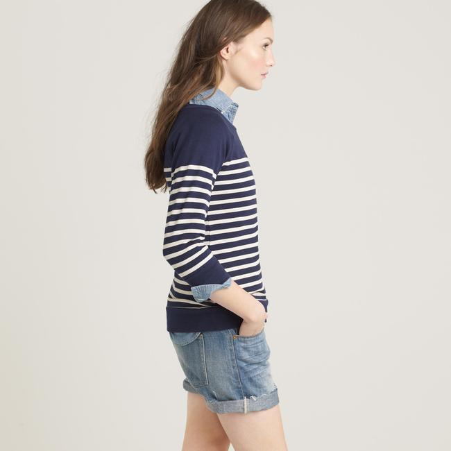 J.Crew Nautical Classic Sweatshirt