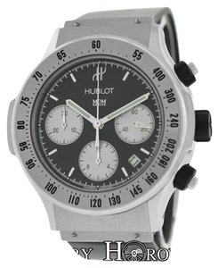 Hublot Men's Hublot Super B 1920.1 Chronograph Stainless Steel Automatic